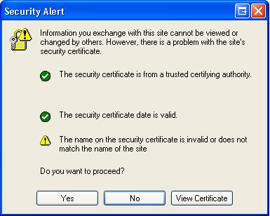 Creating a Self-Signed SSL Certificate without a mess of